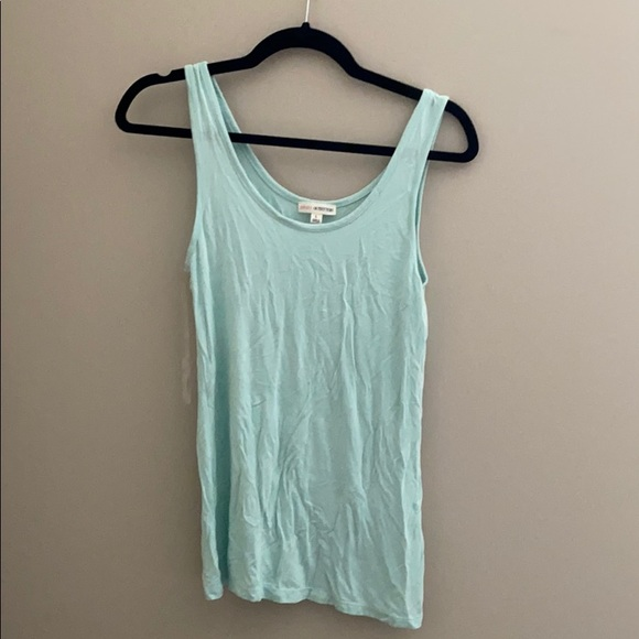 Super soft Turquoise tank top